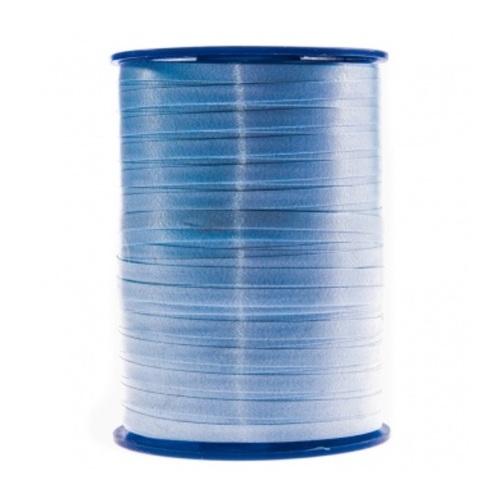 Лента America полипроп. (размер:5мм х 500 м), цвет: голубой