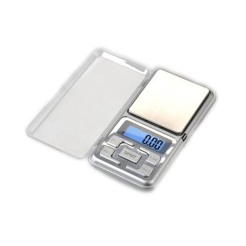 Весы портативные Pocket scale точность 0.01 грамма, до 200 грамм