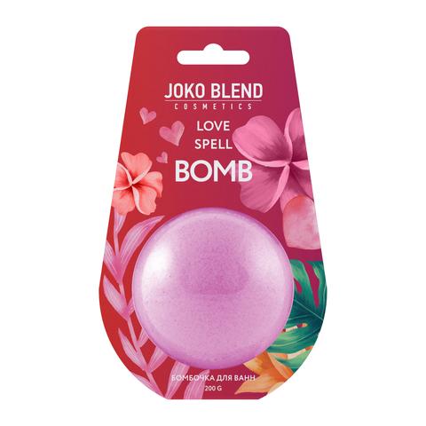 Бомбочка-гейзер для ванны Love Spell Joko Blend 200 г (1)