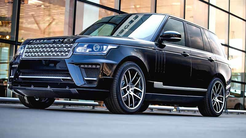 Обвес MTR Design для Land Rover Range Rover Vogue