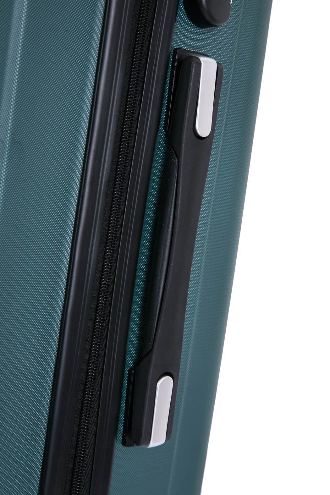 Чемодан со съемными колесами L'case Bangkok-18 Темно-зеленый ручная кладь (S)