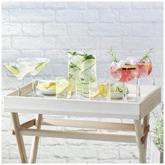 Набор для коктейлей с деревянной подставкой «Gin», фото 9