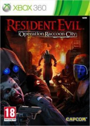 Xbox 360 Resident Evil: Operation Raccoon City (русские субтитры)