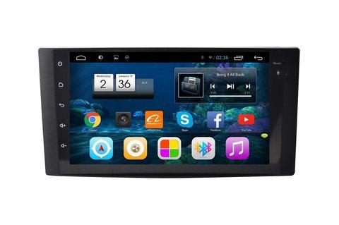 Магнитола  Forester 2008-2013, XV (2010+),Impreza (2007+) Android 6.0 IPS модель DASBR-1991
