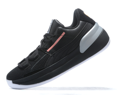 PUMA Clyde Hardwood 'Black/Grey'