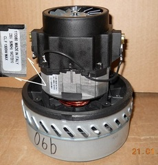Двигатель моющего пылесоса 11me06b