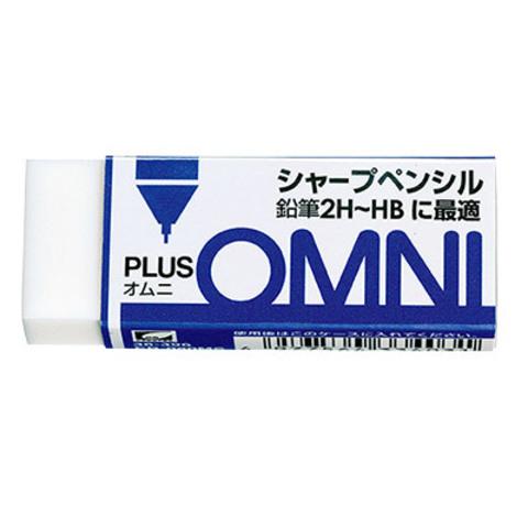 Ластик Plus Omni (для механических карандашей и карандашей 2H-HB) - 25 г