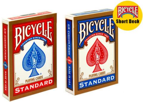 Карты Bicycle Short deck (короткая колода)