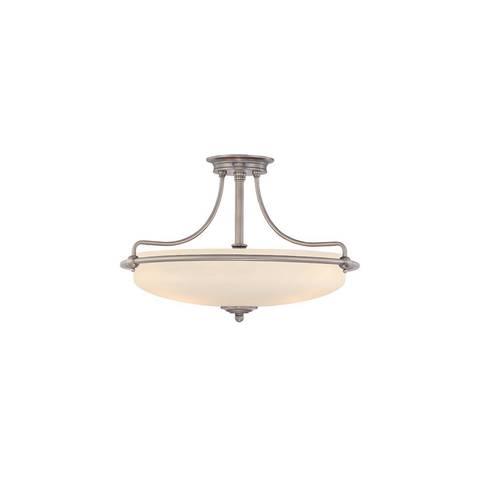 Потолочный светильник Quoizel, Арт. QZ/GRIFFIN/SFMAN