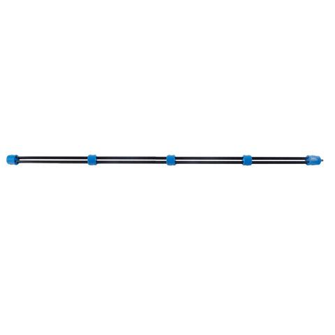 Стабилизатор длинный для лука спортивного Beiter Stabilizer Short Weight Adapter Blue