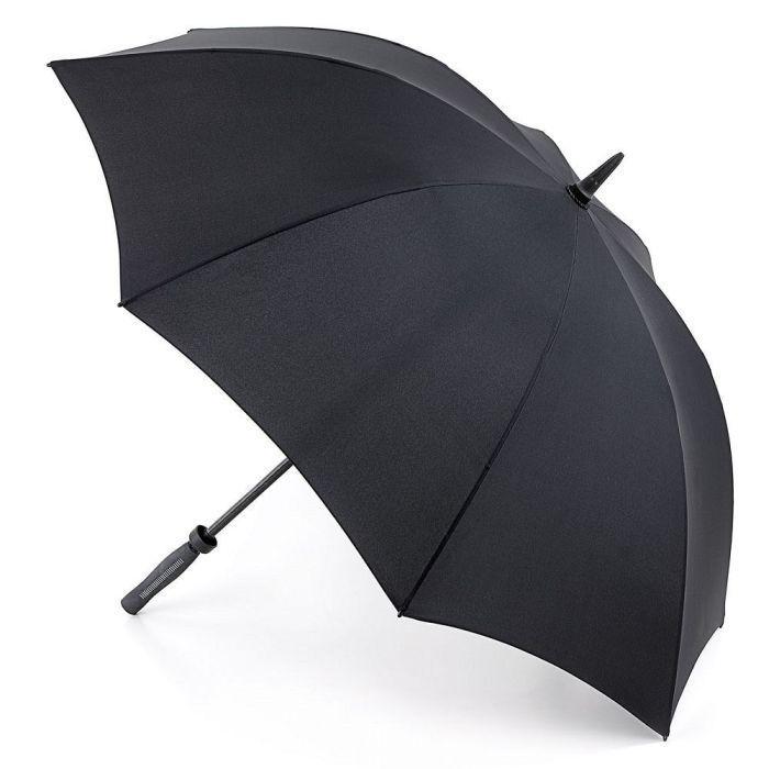 Зонт мужской гольфер Fulton, модель S667-01 Black