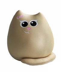 Подушка-игрушка антистресс «Кошечка Золотко» 1