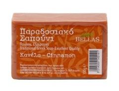 Натуральное оливковое мыло с корицей Bellas 100 гр за 109 рублей