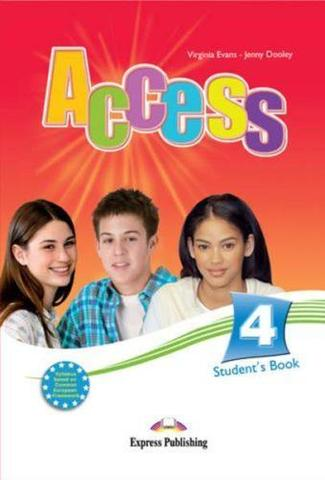 Access 4. Student's Book. Intermediate. Учебник.