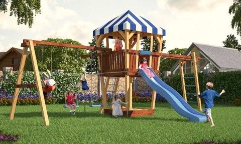 Детская площадка Савушка - 13