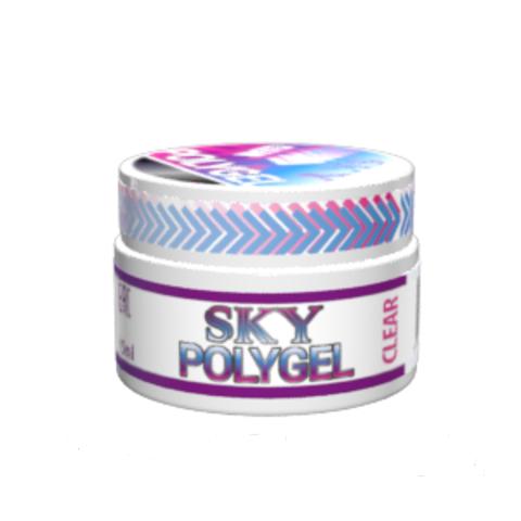 Sky Polygel Clear Полигель прозрачный 15мл