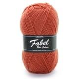 Пряжа Drops Fabel 110 рыжий