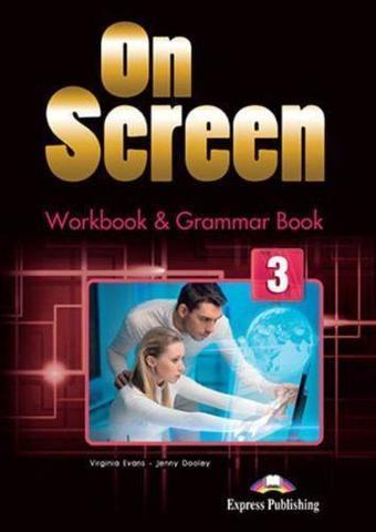 On Screen 3. Workbook & Grammar Book (International).Рабочая тетрадь и грамматический справочник с электронным справочником