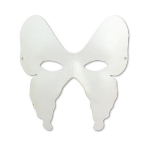 Заготовка для карнавальной маски папье-маше 3 х 2 шт