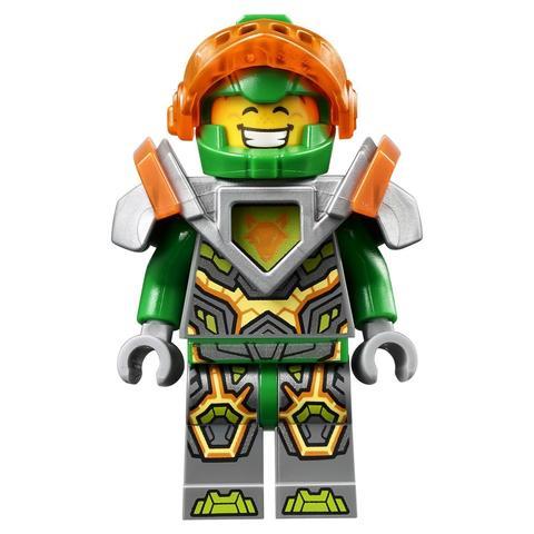 LEGO Nexo Knights: Вездеход Аарона 4x4 70355 — Aaron's Rock Climber — Лего Нексо Найтс Рыцари Нексо