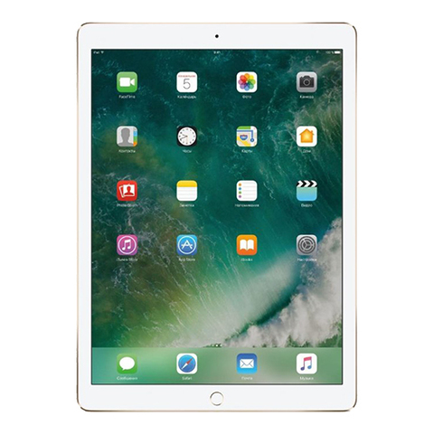 iPad Pro 12.9 (2017) Wi-Fi + Cellular 512Gb Gold - Золотой