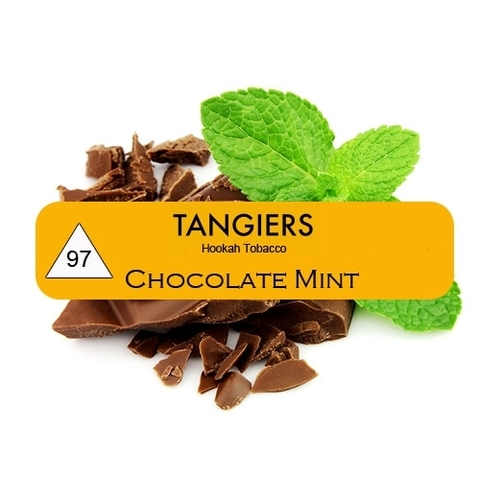 Табак Tangiers Chocolate Mint T97 (Танжирс Шоколад Мята) |Noir 20г