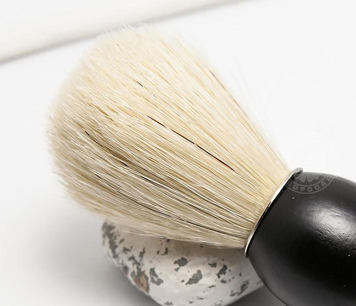 RAZ302-1 Помазок для бритья из щетины кабана фото 03