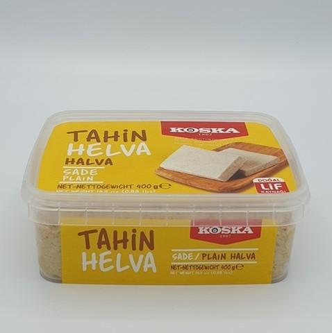 Халва кунжутная KOSKA, 400 гр