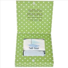 Подарочный набор для новорожденного в коробке Minene, голубой