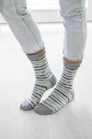 Носочная пряжа Gruendl Hot Socks Simila 105 купить