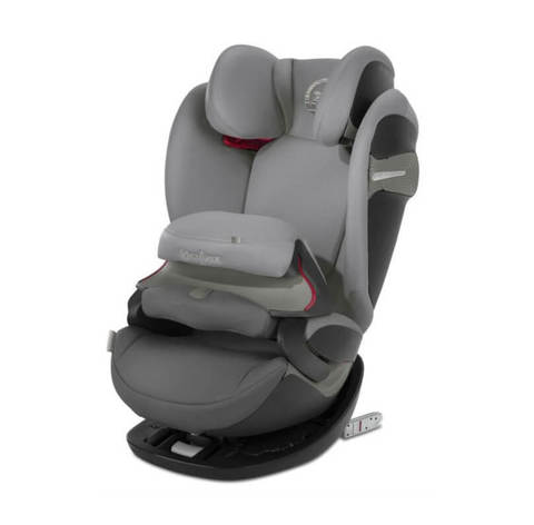Автокресло Cybex Pallas S-Fix Manhattan Grey