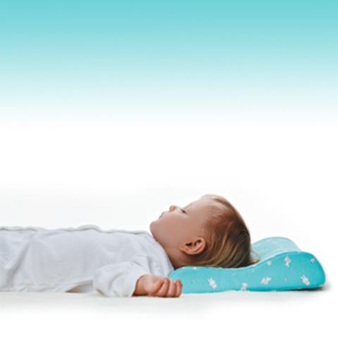 Подушка ортопедическая TRELAX Bambini под голову для детей от 1.5 до 3 лет П32