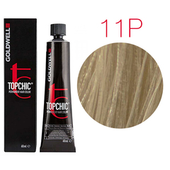 Goldwell Topchic 11P (светло-перл. блондин) - Cтойкая крем краска