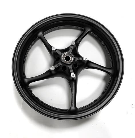 Передний колёсный диск Arashi для Yamaha YZF-R1 04-12, YZF-R6 06-12 черный