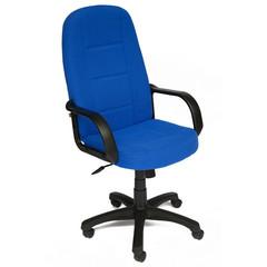Кресло UT_747 ткань С синяя