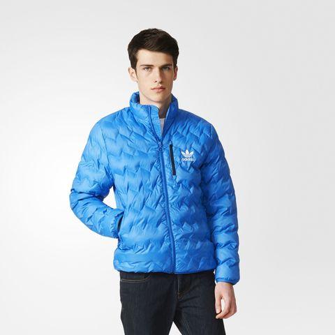 Куртка утеплённая мужской adidas ORIGINALS SERRATED JKT