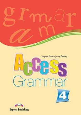 Access 4. Grammar Book. Intermediate. Сборник по грамматике.