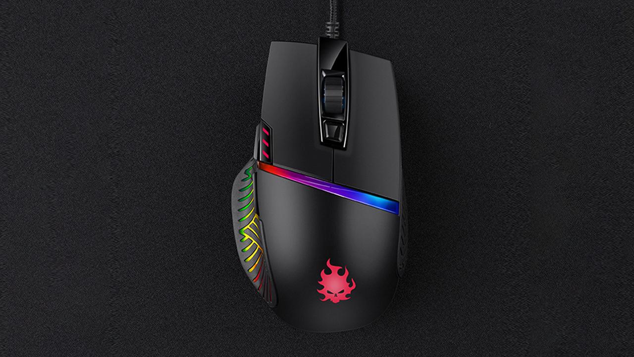Мышка Xiaomi Mijia Blasoul Y720 Wired Gaming Mouse