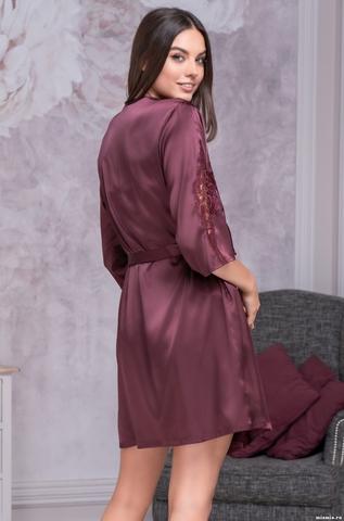 Халат женский MIA-Amore MIRABELLA FASHION МИРАБЕЛЛА фэшн 2213