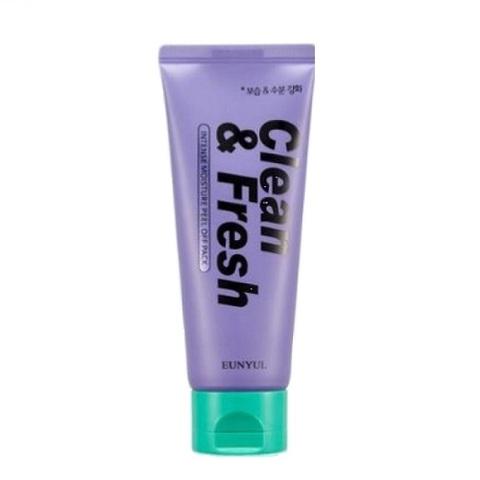 Маска-пленка увлажняющая Eunyul Clean&Fresh Intense Moisture Peel Off Pack 120мл