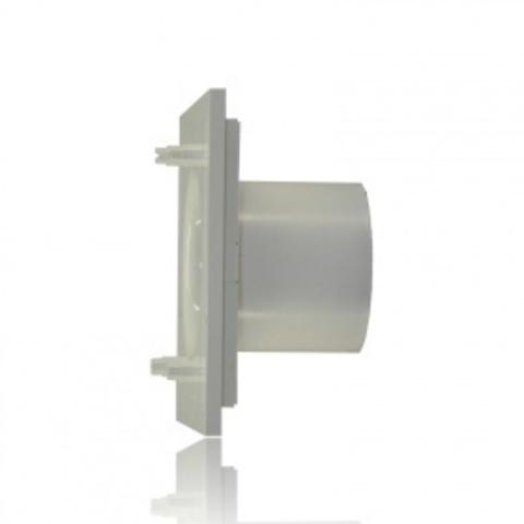 Накладной вентилятор Soler & Palau SILENT-100 CRZ DESIGN-4С MARBLE BLACK  (таймер)
