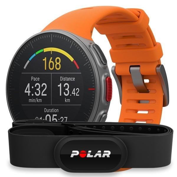 Polar Vantage V Orange HR