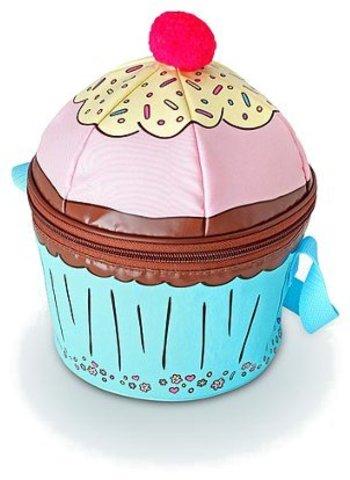 Термосумка детская Thermos Cupcakes Novelty (голубая)