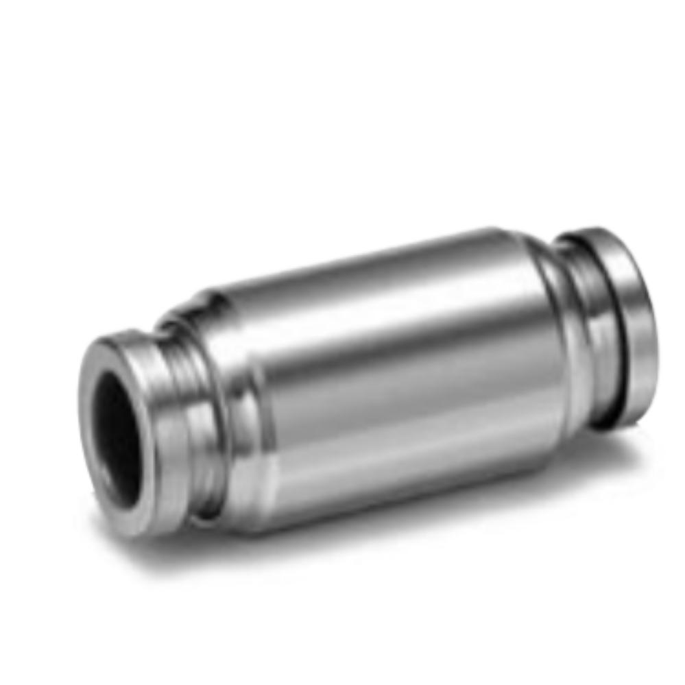 KQG2H16-00  Угловое соединение, нерж., до +150С