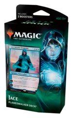 Колода Planeswalker'а «War Of The Spark»: Jace (английский)