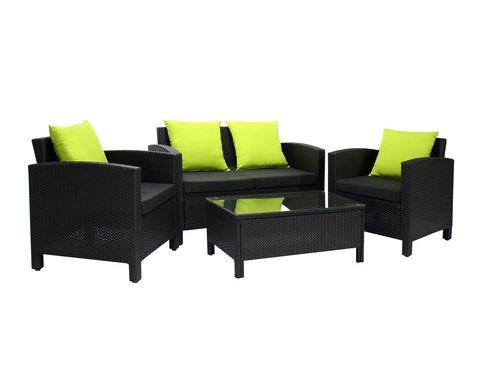 Комплект садовой мебели из ротанга Garden4you Sicilia 2764K