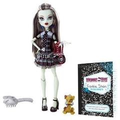 Mattel Monster High Кукла Фрэнки Штейн с питомцем из серии