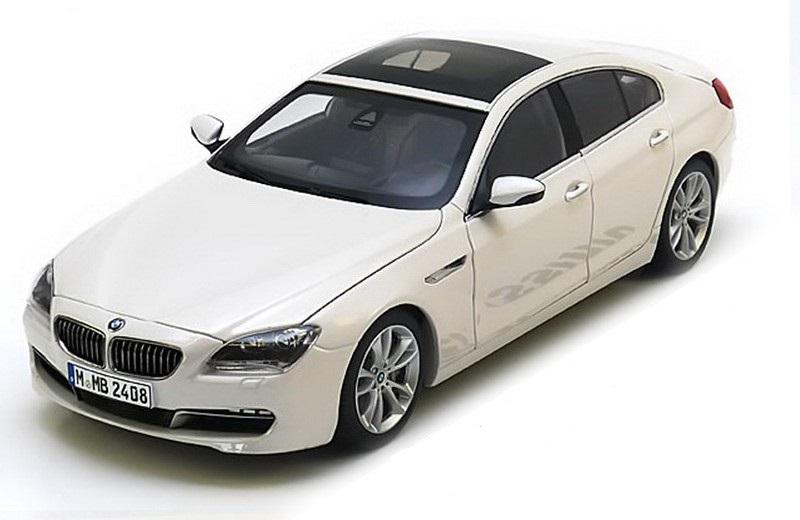 Коллекционная модель BMW 650i 2012