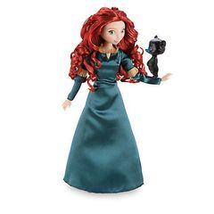 Кукла Мерида с питомцем, Принцесса Диснея Базовая