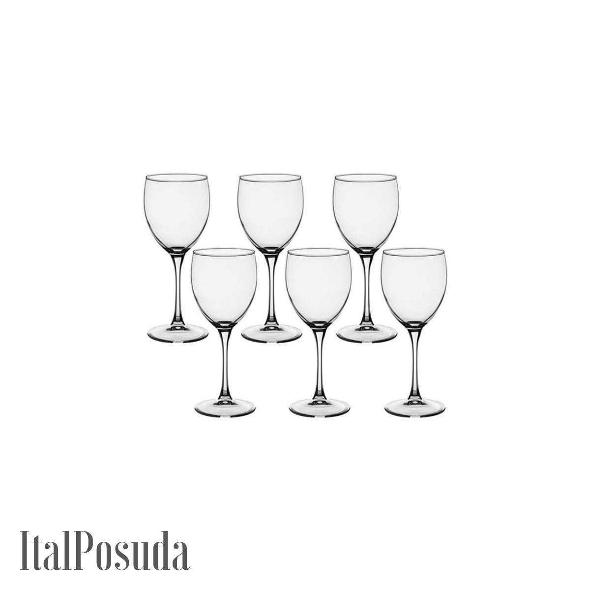 Набор бокалов для вина Luminarc Signature (Сигнатюр), 6 шт J0012